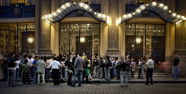 Resultado de imagen para teatro de la ciudad