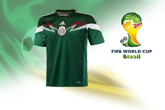 Selección Mexicana usará camiseta inspirada en rey misterio  034386610557e