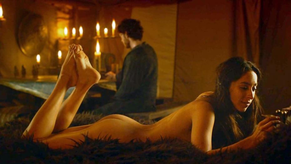 Escena desnuda Hard cand