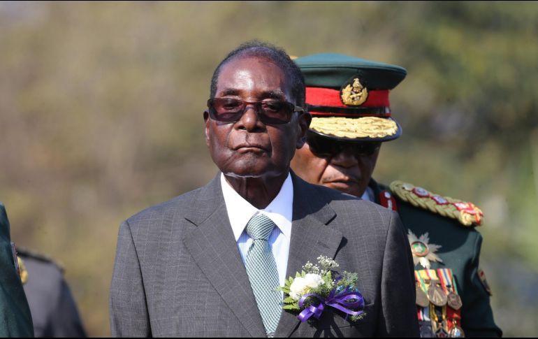 Zimbabue.
